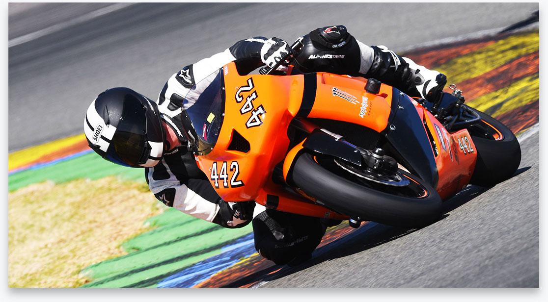 Unsere Startnummer Motorrad für Ihr Racing Bike